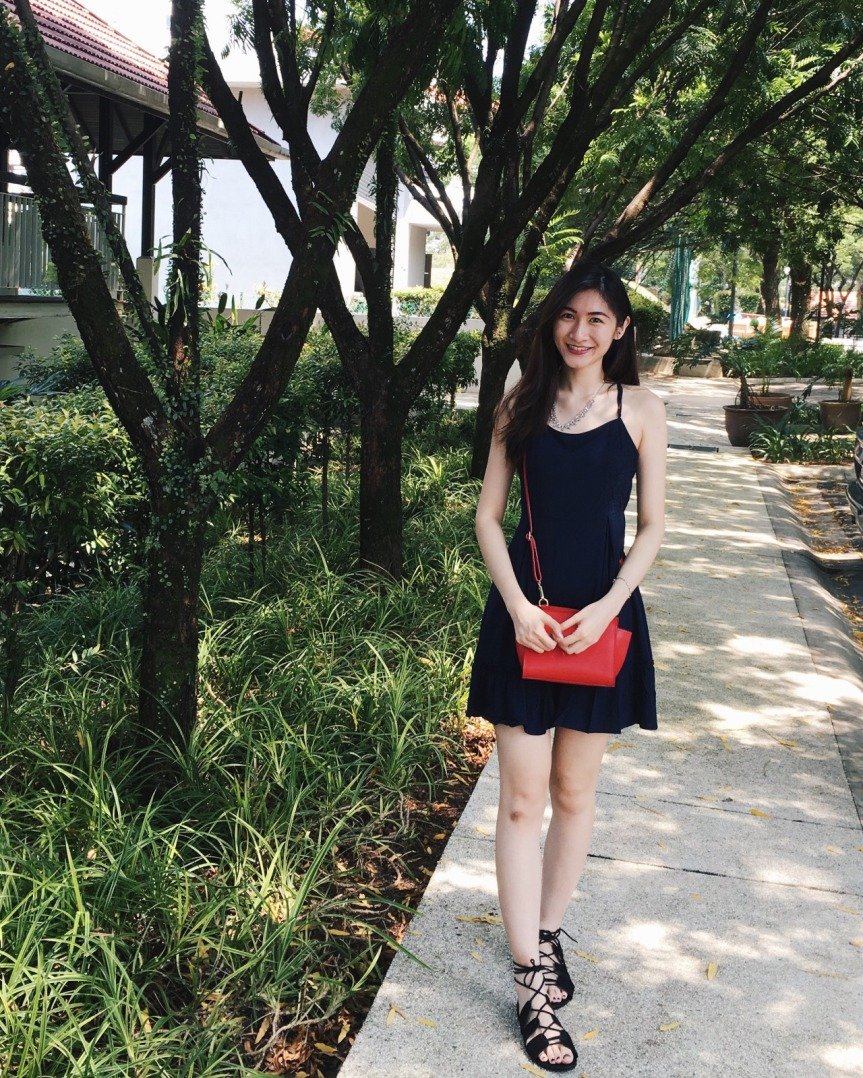 the-nat-channel-styled-by-n-outfit-navy-blue-dress-casual