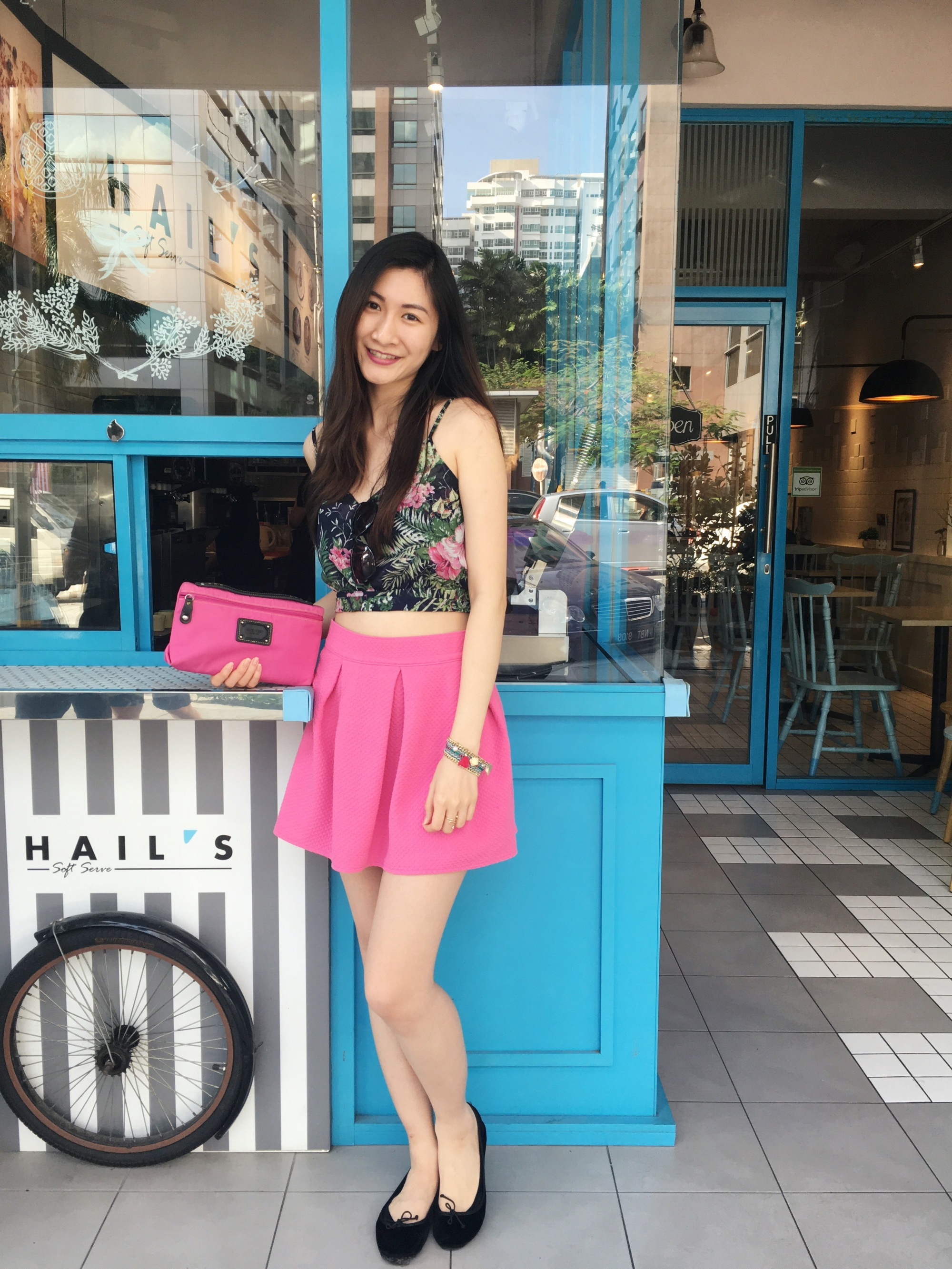 the-nat-channel-styled-by-n-ootd-pink-skirt-floral-crop-top