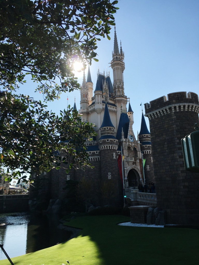 the-nat-channel-japan-tokyo-disneyland-castle-side-view